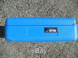 Cembre HT45, hand hydraulic crimper, crimping tool & case