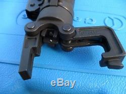 Cembre HT45, hand hydraulic crimper, crimping tool & case. Very good condition