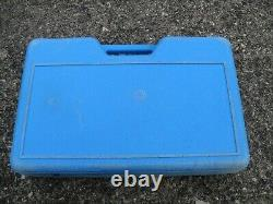 Cembre HT51, two speed, hand hydraulic crimper, crimping tool and case