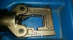 Cembre Hand Hydraulic Crimping Tool HT51