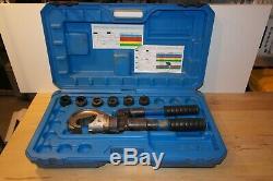 Cembre Presszange HT131-c Hydraulische Handpresse /HYDRAULIC CRIMPING TOOL HT131