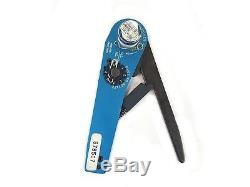 DMC AFM8 Hand Terminal Crimping Tool M22520/2-01 Daniels Manufacturing K66