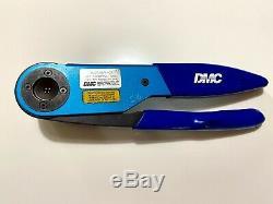 DMC Af8 Ratchet Hand Crimp Tool