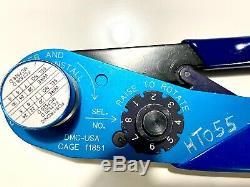 DMC Afm8 Ratchet Hand Crimp Tool