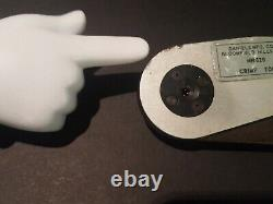 DMC Daniel's Mfg. Corp. MH820 MH 820 Miniature Adjustable Hand Crimp Tool Nice
