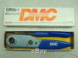 DMC Daniels M22520/4-01 GS100-1 Hand Crimping Tool Crimper NEW