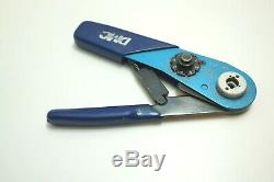 DMC M22520/2-01 Afm8 Hand Crimping Tool By Danials Manufacturing Corp