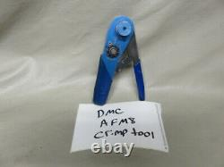 DMC af8 hand crimp tool Daniels Manufacturing Corp. For aviation