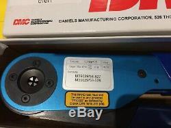 Daniels DMC Hand Crimp Tool 1716p-1
