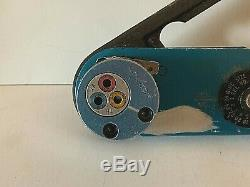 Daniels DMC M22520/1-01 Hand Crimping Tool with TH1A Turret Head