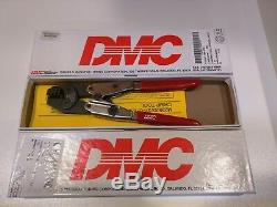 Daniels DMC Terminal Crimping Tool GMT232 Hand Crimper M22520/37-01