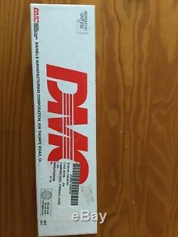 Daniels MFG CO. DMC Crimp Hand Tool GMT232 M22520/37-01 Cage 11851 Wiring