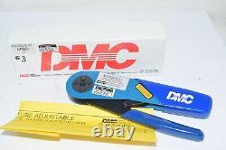 Daniels Manufacturing AFM8 Crimping Tool, Terminal, Hand DMC M22520/2-01