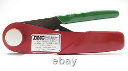 Daniels Manufacturing DMC 2013-31 Hand Crimp Tool, 22AWG