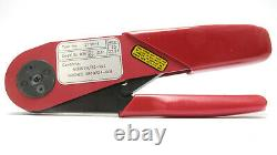 Daniels Manufacturing DMC 2736-1 Hand Crimp Tool, 20-24AWG