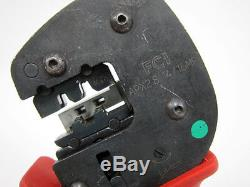 Delphi Connection Systems Fci Apx2.8 14/16mf 14-16 Awg Hand Crimp Tool