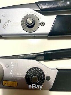 Deutsch Hdt-48-00 Hand Crimp Tools X 2