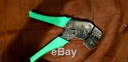 Deutsch Ipd Dtt-16-00 Crimper Hand Tool Grip Style