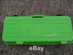 Dubuis Outillages Glenair C130, hand hydraulic crimper crimping tool & case