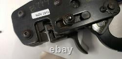 Dupont Berg HT213A Hand Crimp Crimping Tool s/n-17593 shelf q3