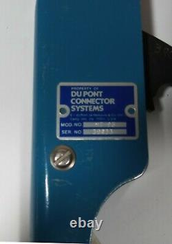 Dupont Connector Systems HT 95 HAND CRIMP TOOL WIRE SIZE 22 32 AWG Ott