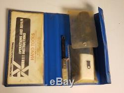 Dupont Ht208a Berg Electronics Hand Crimping Tool