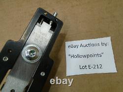 E212 Molex 65200414 -JH Hand Adjustable Die Crimp Tool Delphi Terminal Crimper