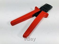 Fohrenbach Hand Crimper Aircraft Tools