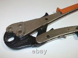 Geberit Mapress 22 Cu M0505 0119 Hand Crimping Tool