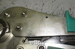 Geberit Mepla 26mm 3/4 Press Jaw Pliers crimper pressing hand tool