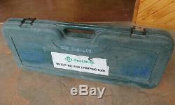 Greenlee Model HK12ID Hand Hydraulic Dieless Crimping Tool With Case