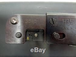 HRS Hirose DF11-TA2428HC Hand Crimp Tool Crimper 3545 24 AWG with Original Case