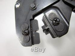 Hand Tool, Mate-n-lok 26-22 Awg Die 58517-2 Te Connectivity / Amp Crimp Crimping