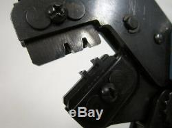 Hand Tool, Mate-n-lok, 30-24awg Die 90870-1 Te Connectivity / Amp Crimp Crimping