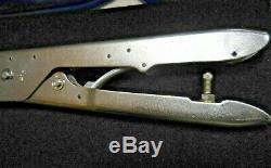 Hirose (HRS) HR12-SC-TC Ratcheting Hand Crimper Tool