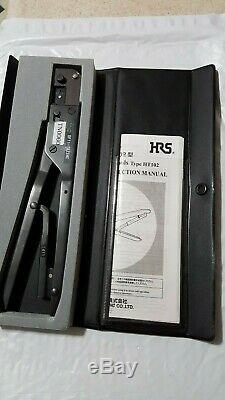 Hirose Hrs Df11-ta22hc Tool Hand Crimper 22awg Side