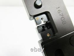 Hrs Ht102/df1e-2022s Hand Crimp Tool 20 22 Awg Hirose Electric