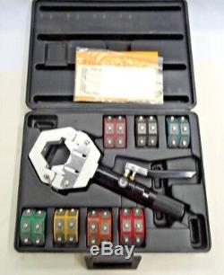Hydra-Krimp Hand Held Hydraulic Crimping Tool ACT2100 NEW
