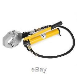Hydraulic Hose A/C Crimping Tool With Manual Pump 7 Die Hand US Stock Crimper