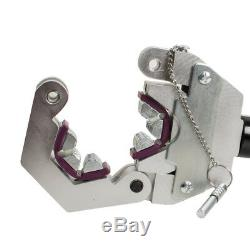 Hydraulic Hose Crimper Tool Kit Hand Tool Crimping Set Hose Fittings Car Repai