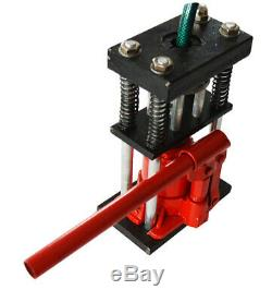 Intbuying Newly Manual Hydraulic Hose Crimper 6T Hand Tool 13 29 mm Pipe