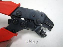 Itt/cannon Cct-du-5-gb Crimping Tool Hand