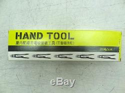 JST Corp. YC-121R Ratchet Style Ratcheting Crimper Hand Crimping Tool Brand New