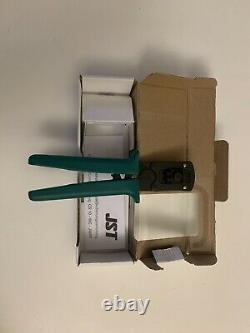 JST Hand Crimp tool CS 10 WC-JWPF Series 22-26 AWG WC-610