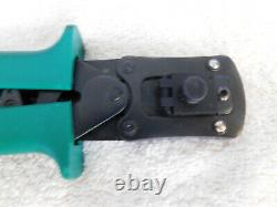 JST WC-122 Hand Crimping Tool