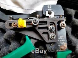 JST WC-SH2832, Hand Crimper for Mini Reels 28-32 AWG, Crimp Tool, Side Entry