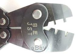JST YC610-R Hand Crimping Tool #41037