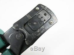 Jst Wc-110 Hand Crimp Tool Sxh-001t-0.6 28 24 Awg Japan Solderles Terminals