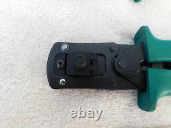 Jst Wc-110 Hand Crimping Tool 24-28 Awg Crimper