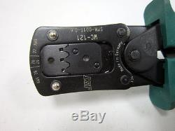 Jst (japan Solderless Terminals) Wc-121 Hand Tool Sym-001t-0.6 Crimp Contact